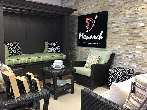 Monarch Fine Landscapes & Interiors Homeshow Display